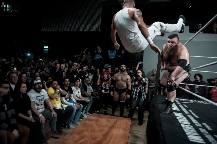 This is better than your last stagedive.